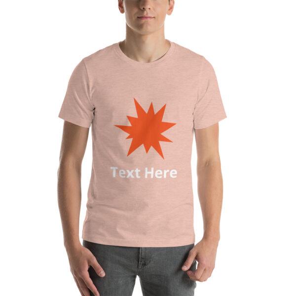 unisex-premium-t-shirt-heather-prism-peach-front-60334f4bebf11.jpg
